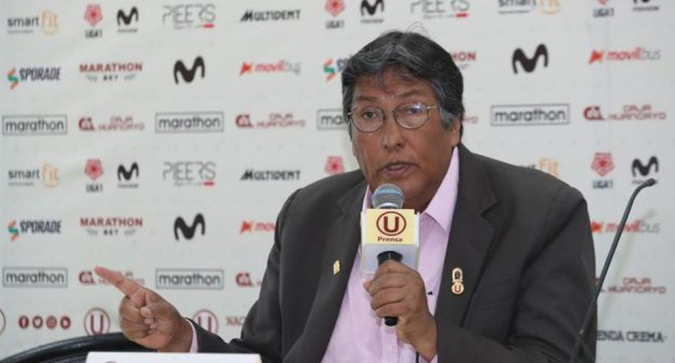 Raúl Leguía se pronunció tras medida que lo remueve del cargo de administrados de Universitario. (Foto: Rolly Reyna / GEC)