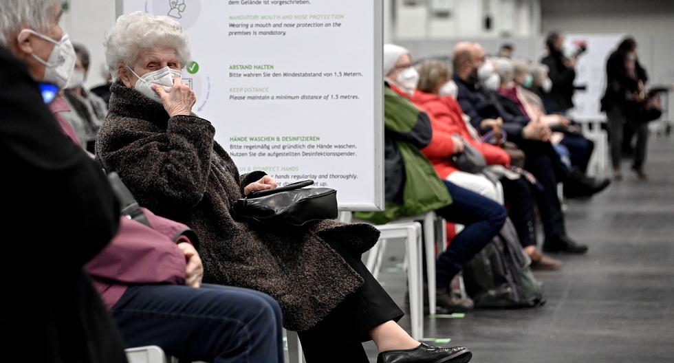 Coronavirus en Alemania   Últimas noticias   Último minuto: reporte de infectados y muertos hoy, jueves 11 de febrero del 2021   COVID-19. (Foto: EFE)