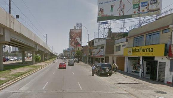 Surquillo: dos ladrones robaron S/. 3 mil de una farmacia