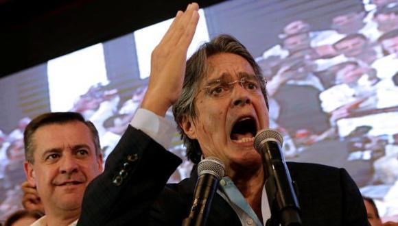 Ecuador: Guillermo Lasso exigirá un recuento de voto a voto