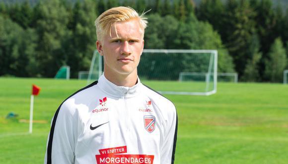 Primo de Erling Haaland rompe récords en la tercera división de Noruega. (Foto: Twitter)