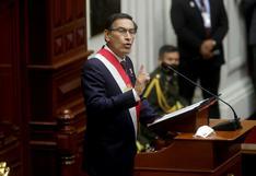 Congreso definirá en noviembre admisión de moción de vacancia contra Martín Vizcarra