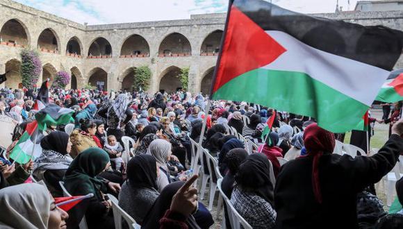 El comisionado de la UNRWA dijo que Arabia Saudí, Emiratos Árabes Unidos y Kuwait se comprometieron a donar US$ 50 millones cada uno para refugiados palestinos. (Foto: EFE)