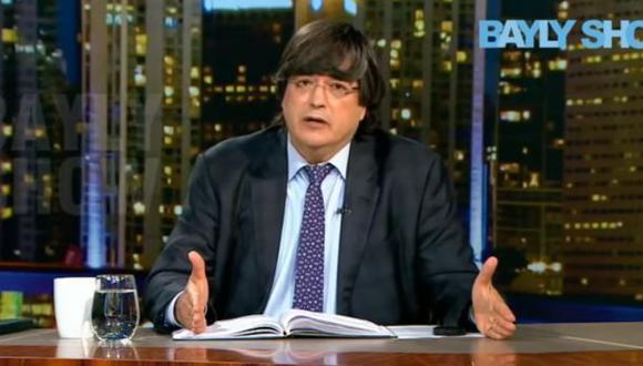 Jaime Bayly dice que el público le ha concedido un poder para decir la verdad. (Video: YouTube)