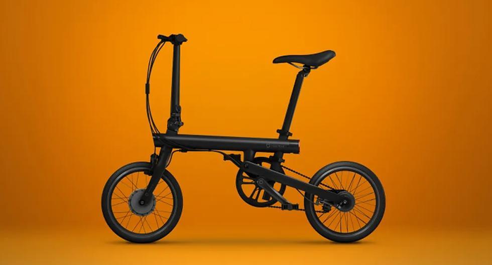 FOTO 1 DE 3 | Así es como luce la nueva bicicleta eléctrica de Xiaomi | Foto: Xiaomi (Desliza a la izquierda para ver más fotos)