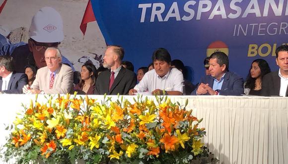 Ambas eléctricas estiman que este proyecto podría llegar al sur antes que el gasoducto sur peruano.
