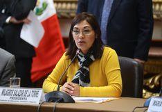 Salazar e Iberico protagonizan incidente durante la Comisión Permanente