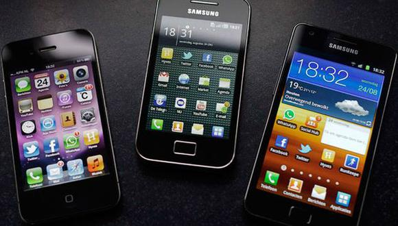 Apple logra que prohíban venta de algunos smartphones Samsung