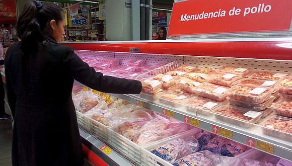 Minagri: El alza del precio del pollo es temporal