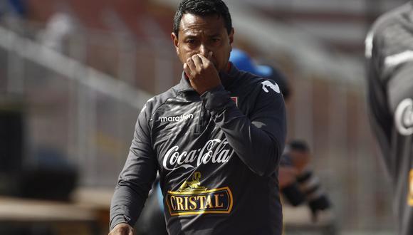 Perú tiene programado enfrentar a Bolivia y Venezuela el 25 y 30 de marzo, respectivamente. (Foto: GEC)