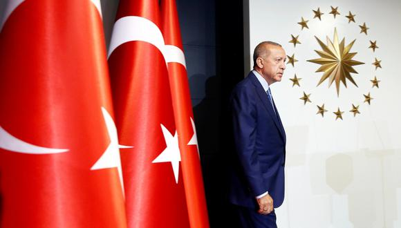 """Recep Tayyip Erdogan ha argumentado que liberarse de las ataduras del Parlamento es necesario para poder crear una """"nueva Turquía"""". (Foto: Reuters)"""