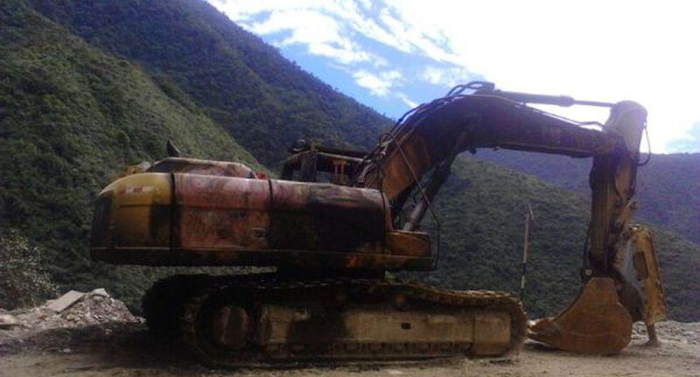 El Ejército vigilará construcción de carretera en el Vraem