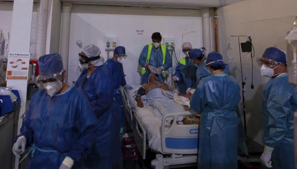 Coronavirus en México | Últimas noticias | Último minuto: reporte de infectados y muertos hoy, domingo 14 de marzo del 2021 | Covid-19 | (Foto: AP/Fernando Llano)