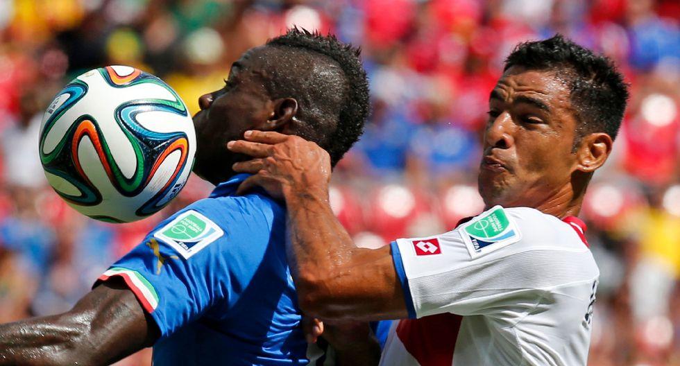 Italia vs. Costa Rica: las mejores postales a ras de campo - 18