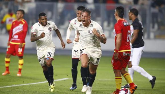 Universitario vs. Sport Huancayo EN VIVO vía GOL Perú: cremas juegan en el Nacional por el Torneo Clausura. (Foto: USI)