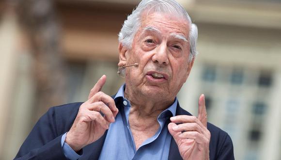 Mario Vargas Llosa pide redoblar presión internacional contra Nicolás Maduro. (EFE)