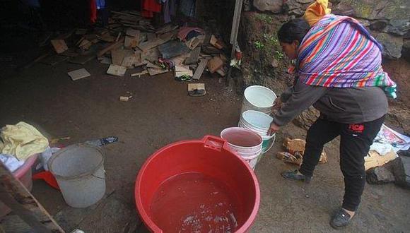El nivel de pobreza en Perú el año pasado bajó de 21,7 % a 20,5%. (Foto: GEC)