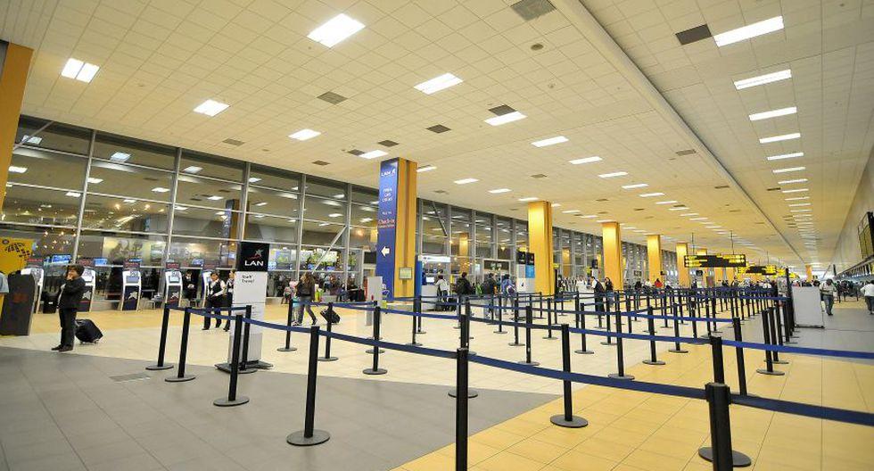 Diez datos sobre el Aeropuerto Internacional Jorge Chávez