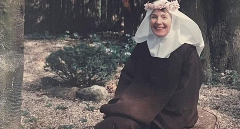 The millionaire from San Francisco who left everything and became a cloistered nun