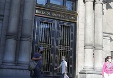 Bolsa de Lima cierra al alza en medio de expectativas por Mensaje a la Nación