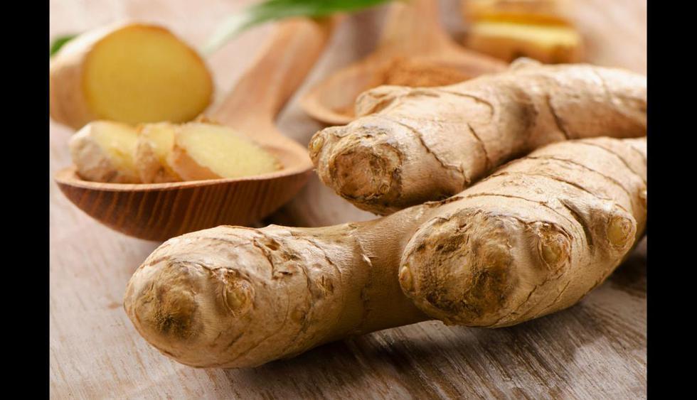 El kion o jengibre es un aliado importante en tu alimentación anti celulitis. Acelera el metabolismo, mejora la circulación y la digestión. (Foto: Shutterstock)