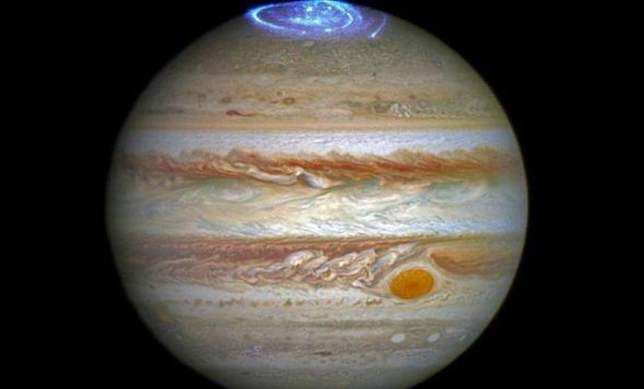 La silueta ha llamado la atención de los científicos de la NASA. (Foto: NASA)