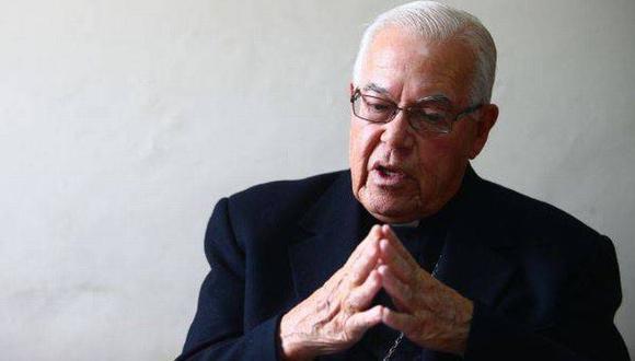 El religioso murió luego de permanecer internado tras ser diagnosticado por COVID-19. (Foto: USI)