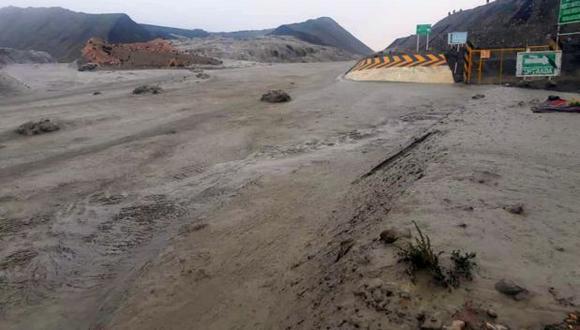 La poza de residuos pertenecería a la empresa minera San Francisco. Según la Dirección Regional de Energía y Minas (DREM), la compañía tiene autorización para explotar oro (Foto: cortesía)