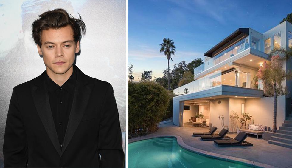 La mansión se vendió por US$ 6 millones. Se ubica en la exclusiva zona de Sunset Strip, en Los Ángeles. (Foto: The MLS)