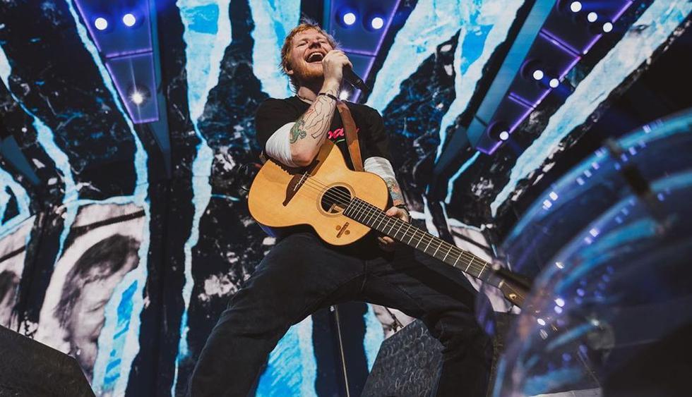 Ed Sheeran se tomará un tiempo fuera de la música. (Foto: teddysphotos)