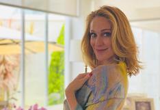 """Denisse Dibós sobre el cáncer de mama: """"Si regresa le daré con palo otra vez"""""""