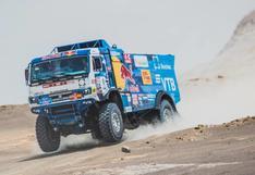 Dakar 2019: Dmitry Sotnikov es el nuevo líder en Camiones