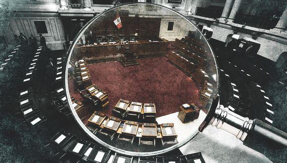 Este sábado, la Comisión de Ética presentó los expedientes de la Secretaría Técnica. (Ilustración: El Comercio)
