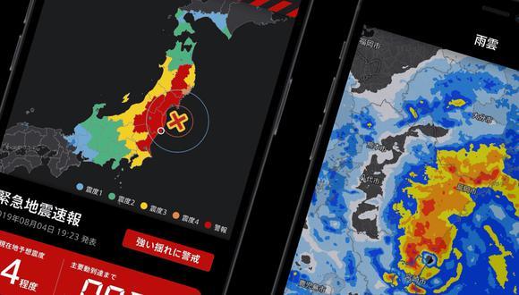 Estas son las apps que te mantendrán alerta en caso haya un tsunami en tu localidad. (Foto: NERV)