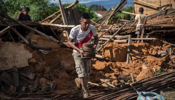 Sismo en Loreto deja 28 viviendas afectadas de artesanos de Lamas