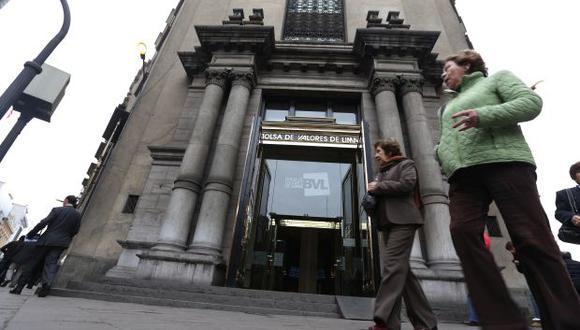 En lo que va del año, el índice Perú Select acumula un avance del 24,8%. (Foto: El Comercio)