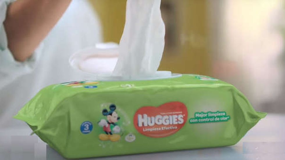 Kimberly Clark emitió una advertencia por estos productos. (Foto Huggies)
