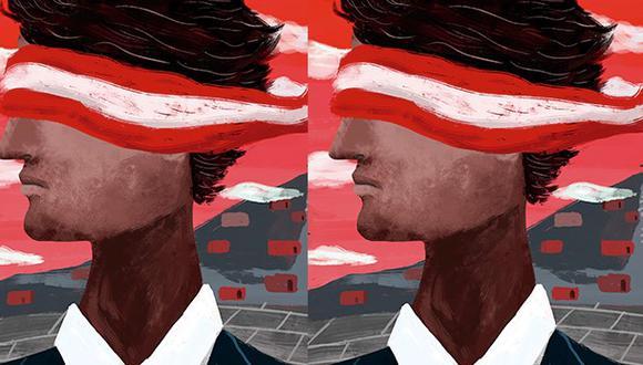 El sector empresarial no ha sido ajeno a la crisis política. En algunos casos se unieron de manera voluntaria a las voces de los ciudadanos, y en otros, lo hicieron porque la sociedad se lo exigía. Un grupo de empresas, en cambio, optó por el silencio. (Ilustración: Giovanni Tazza)