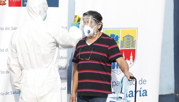 Al 25 de abril, el Perú registró el mayor número de nuevos casos positivos por coronavirus, al sumar 3.683 y el mayor número de muertes diarias por la pandemia, al llegar a 66, según el Minsa (Fuente:GEC).