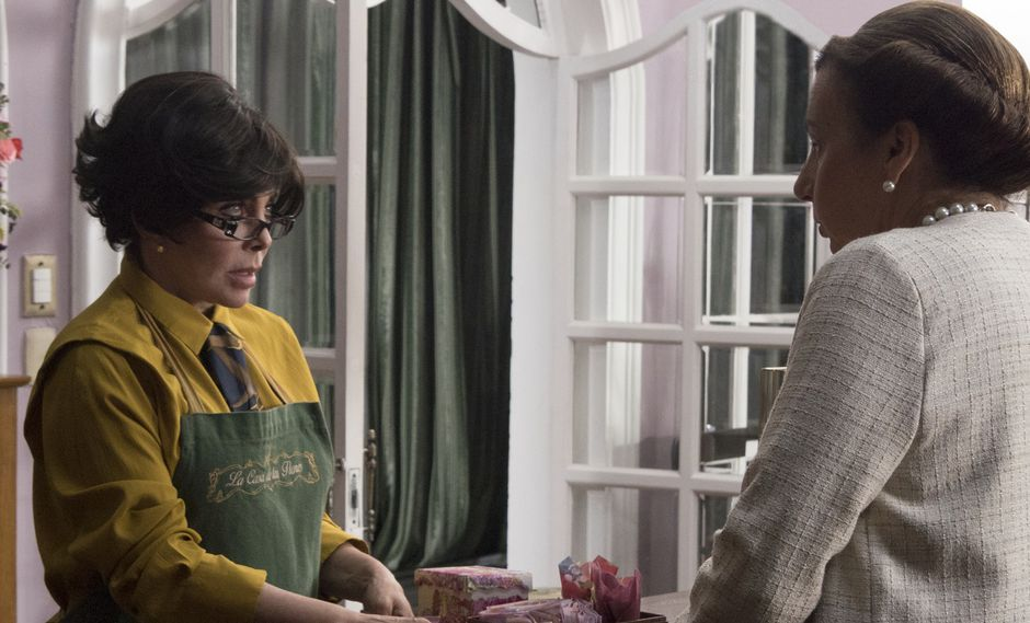"""""""La casa de las flores"""" es protagonizada por la recordada Verónica Castro. (Foto: Netflix)"""