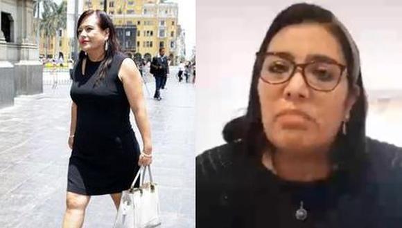 Mirian Morales y Karen Roca dejaron sus cargos en Palacio de Gobierno el último lunes.