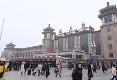 Virus que provoca neumonía se propaga en China por medio del contagio entre humanos