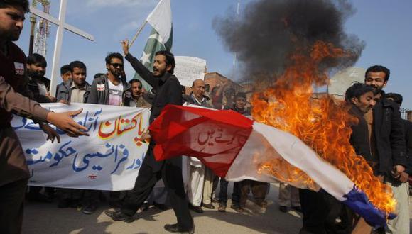 Charlie Hebdo: la furia de Pakistán ante caricaturas de Mahoma