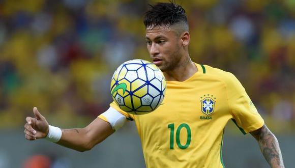Neymar encabeza lista de Brasil para Juegos Olímpicos de Río