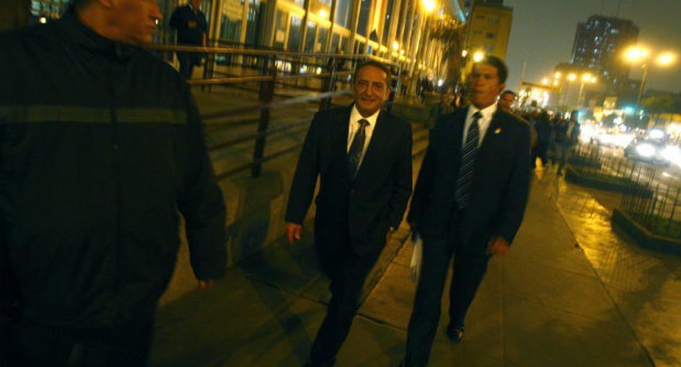 Acumulación de casos Odebrecht y Ecoteva se verá en dos semanas