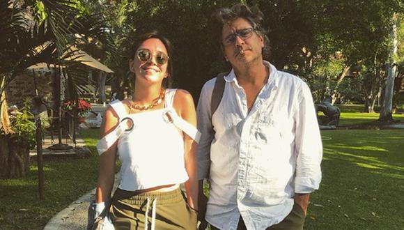 La actriz mexicana tiene una relación con el actor Martín Altomaro, 15 años mayor que ella (Foto: Instagram / Regina Blandón)