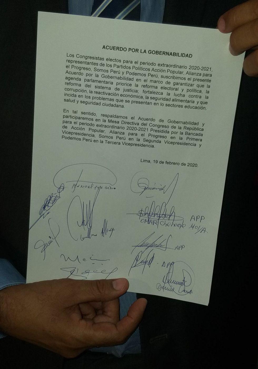 (Foto: René Zubieta Pacco / El Comercio)
