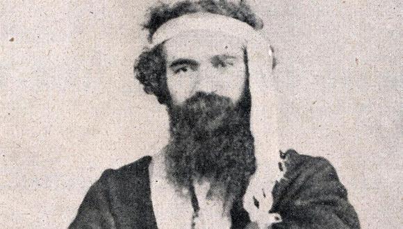 De Tounens nació el 12 de mayo de 1825 en La Chaise, un pueblo de la comuna francesa de Chourgnac Fuente: Archivo de La Nación de Argentina/GDA