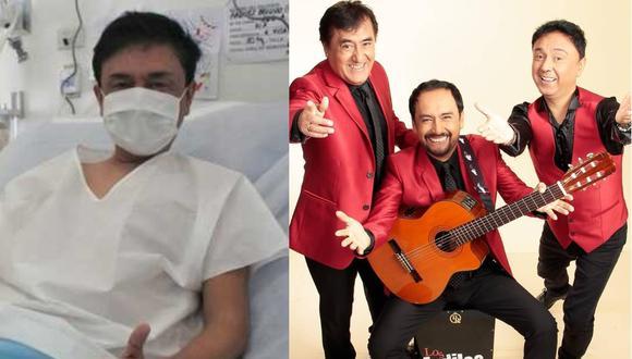 "Integrante de ""Los Ardiles"" vence la COVID-19. (Foto: Hospital Emergencia Ate Vitarte/@losardilesoficial)"