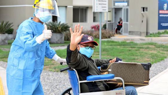 El Minsa informó sobre la cifra de pacientes recuperados del COVID-19 | Foto: Ministerio de Salud